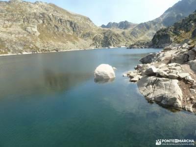 Andorra -- País de los Pirineos;guia de senderismo parque natural andujar vias pecuarias comunidad d